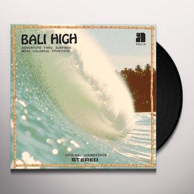 Michael Sena BALI HIGH Vinyl Record
