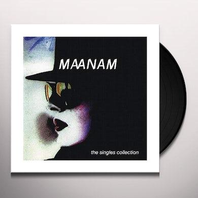 Maanam SINGLES COLLECTION Vinyl Record