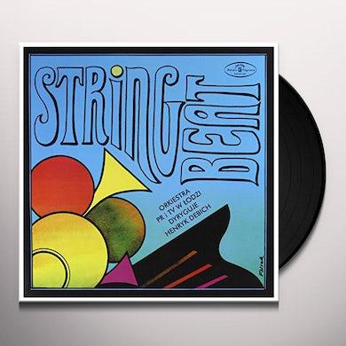 Henryk Debich STRING BEAT Vinyl Record