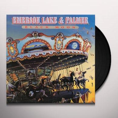 Emerson, Lake & Palmer BLACK MOON Vinyl Record