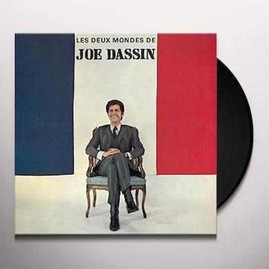 LES DEUX MONDES DE JOE DASSIN Vinyl Record
