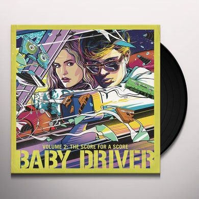 BABY DRIVER 2: THE SCORE FOR A SCORE / VARIOUS Vinyl Record