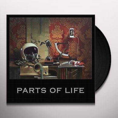 Paul Kalkbrenner PARTS OF LIFE Vinyl Record