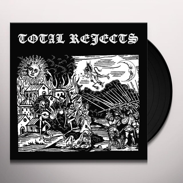 Total Rejects Vinyl Record