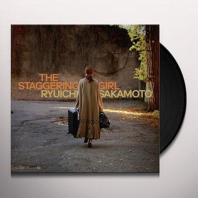 Ryuichi Sakamoto STAGGERING GIRL / Original Soundtrack Vinyl Record