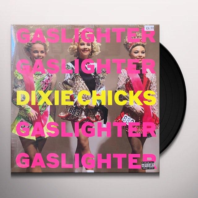 The Chicks GASLIGHTER Vinyl Record