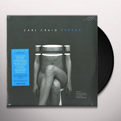 Carl Craig VERSUS Vinyl Record