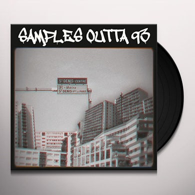 Samples Outta 93 / Various SAMPLES OUTTA 93 (NTM ORIGINAL SAMPLES) / VARIOUS Vinyl Record