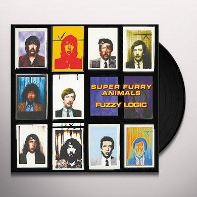 Super Furry Animals FUZZY LOGIC: 20TH ANNIVERSARY DELUXE EDITION Vinyl Record