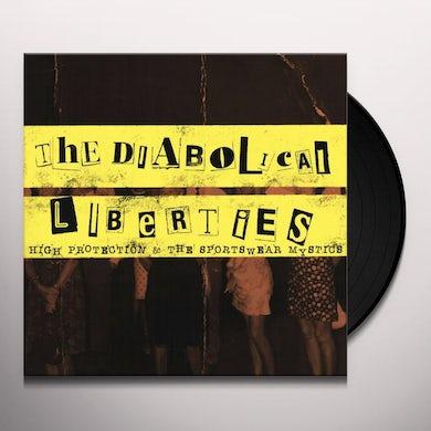 Diabolical Liberties HIGH PROTECTION & THE SPORTSWEAR MYSTICS Vinyl Record