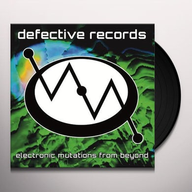 Electronic Mutations From Beyond / Various Vinyl Record