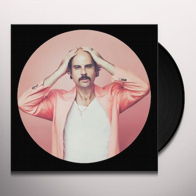 Donny Benet WORKING OUT Vinyl Record