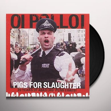 PIGS FOR SLAUGHTER Vinyl Record