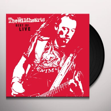 The Wildhearts BEST OF LIVE Vinyl Record
