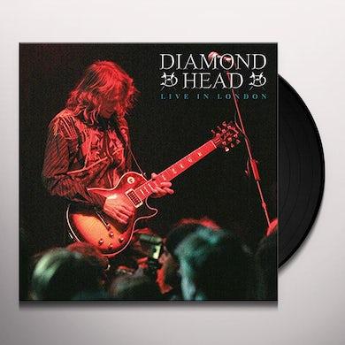 Diamond Head LIVE IN LONDON Vinyl Record