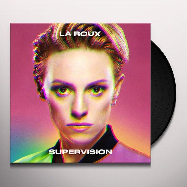 La Roux SUPERVISION Vinyl Record