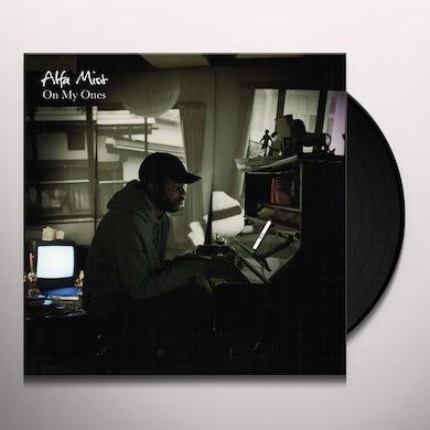 Alfa Mist ON MY ONES Vinyl Record