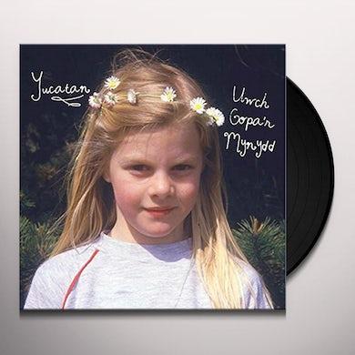 YUCATAN UWCH GOPA'R MYNYDD Vinyl Record