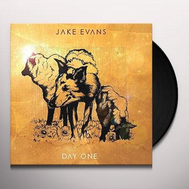 Jake Evans DAY ONE Vinyl Record