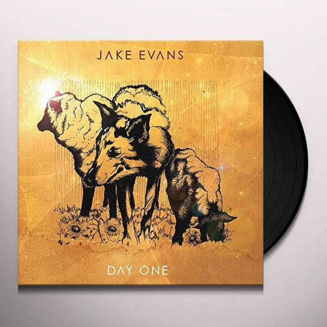 Jake Evans DAY ONE Vinyl Record