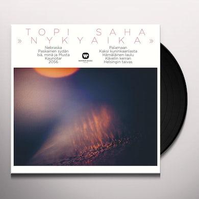 Topi Saha NYKYAIKA Vinyl Record