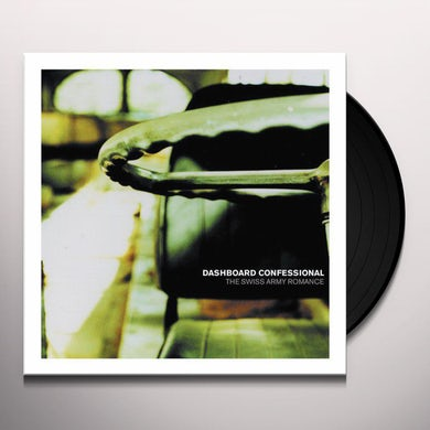 SWISS ARMY ROMANCE Vinyl Record
