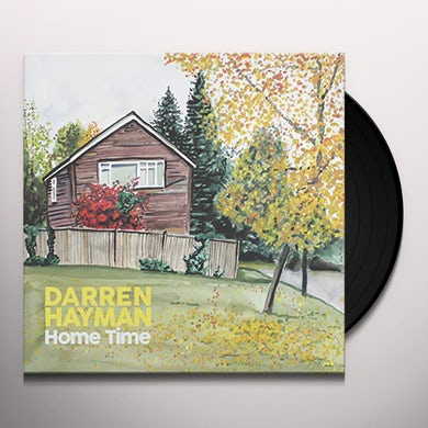 Darren Hayman HOME TIME Vinyl Record