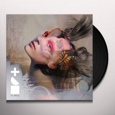 Iet  SO UNREAL Vinyl Record - 180 Gram Pressing
