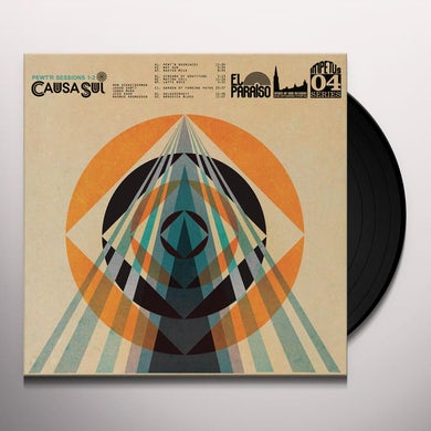 Causa Sui PEWTR SESSIONS 1-2 Vinyl Record