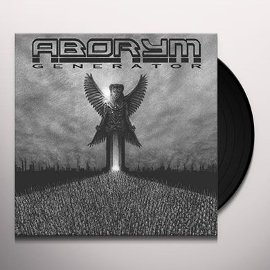 Aborym GENERATOR Vinyl Record