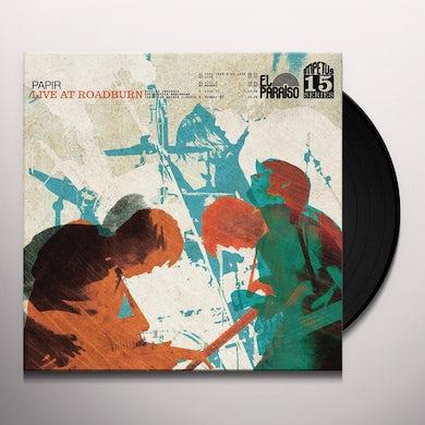 Papir LIVE AT ROADBURN Vinyl Record