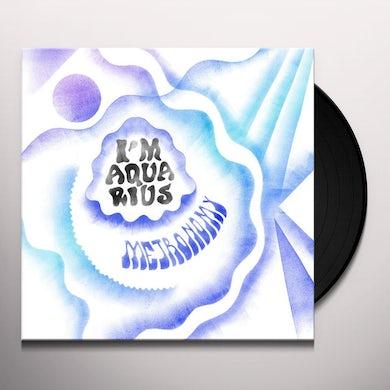 Metronomy I'M AQUARIUS Vinyl Record