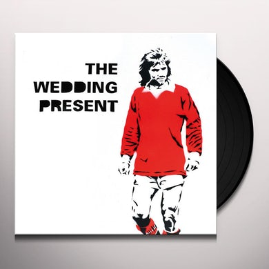 The Wedding Present GEORGE BEST Vinyl Record