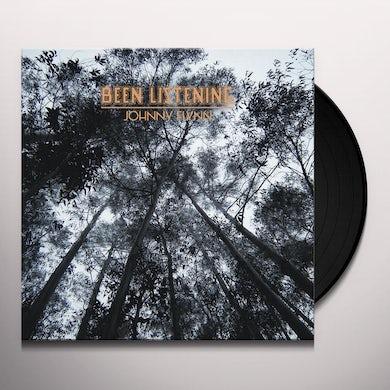 Johnny Flynn BEEN LISTENING Vinyl Record