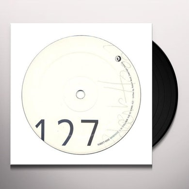 Robert Hood HOODMUSIC 2 Vinyl Record