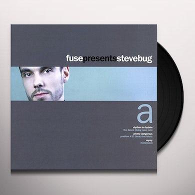 Steve Bug FUSE PRESENTS 1 Vinyl Record