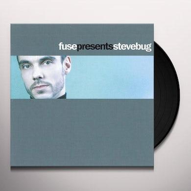 Steve Bug FUSE PRESENTS 2 Vinyl Record