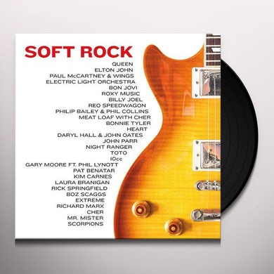 SOFT ROCK / VARIOUS Vinyl Record