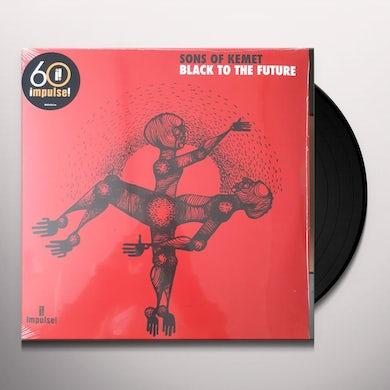 Sons Of Kemet BLACK TO THE FUTURE Vinyl Record
