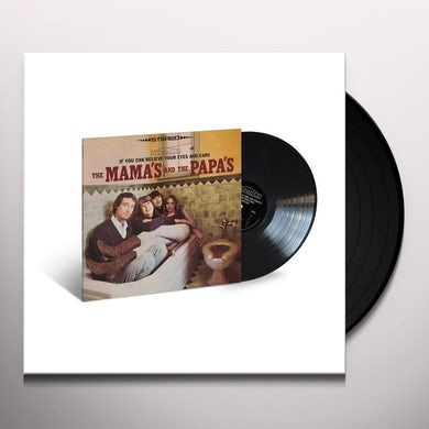 Mamas & Papas IF YOU CAN BELIEVE YOUR EYES AND EARS Vinyl Record