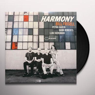 Bill Frisell HARMONY Vinyl Record