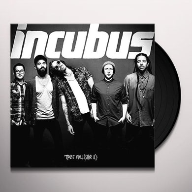 Incubus TRUST FALL (SIDE A) Vinyl Record