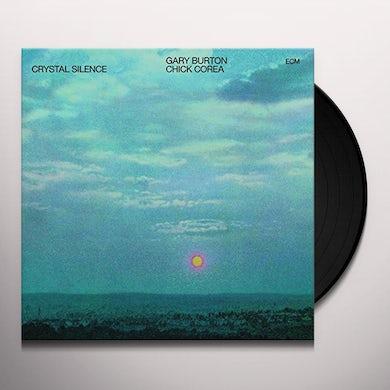 Gary Burton CRYSTAL SILENCE Vinyl Record