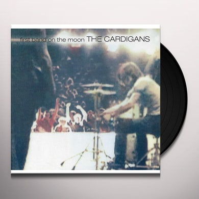 Cardigans FIRST BAND ON THE MOON Vinyl Record