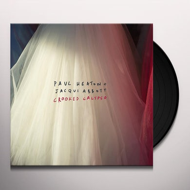 Paul Heaton CROOKED CALYPSO Vinyl Record