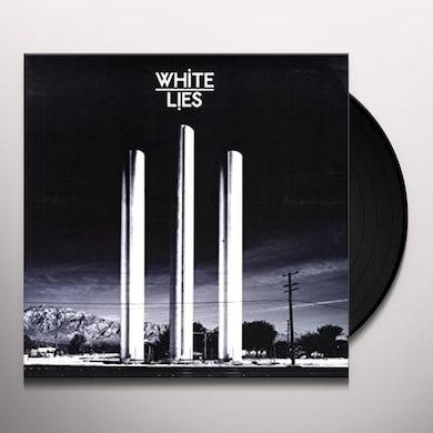 White Lies TO LOSE MY LIFE Vinyl Record