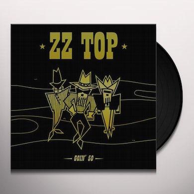 ZZ Top GOIN' 50 Vinyl Record