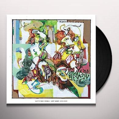 AJJ UGLY SPIRAL: LOST WORKS 2012-2016 Vinyl Record