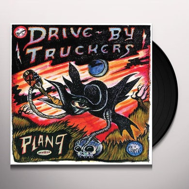 Drive-By Truckers PLAN 9 RECORDS JULY 13, 2006 Vinyl Record