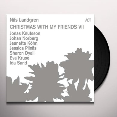 CHRISTMAS WITH MY FRIENDS VII Vinyl Record